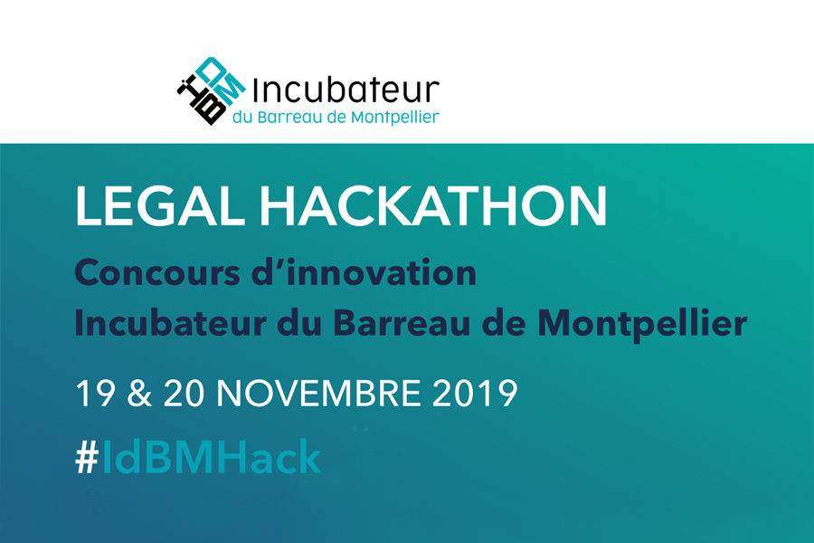 Legal Hackathon : l'Incubateur du Barreau de Montpellier met en lice 12 futures start-up du droit